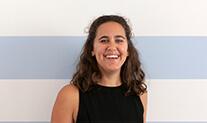 Mafalda Líbano Monteiro - Coordenadora e Assistente Social